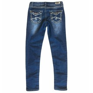 Justice Jeans (12R) simply low, superskinny - NWOT
